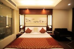 Hotel Golden Grand, Отели  Нью-Дели - big - 7