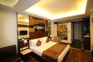 Hotel Golden Grand, Отели  Нью-Дели - big - 12