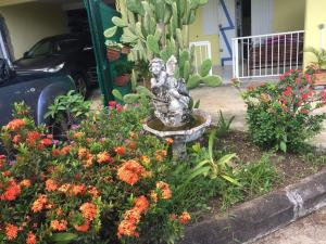 Le Gite Des Orquidees, Holiday homes  Bazin - big - 15