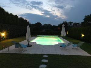Guesthouse Castello di Brusata - Accommodation - Novazzano