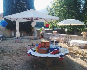Chambre d'hotes - Ferme de Chanteraine, Bed and Breakfasts  Aiguines - big - 4
