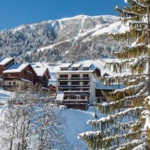 Hotel Chalet du Crey