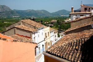 Casa Calazul, Загородные дома  Orba - big - 8