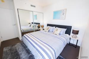 Cozyapt 108 Albert St, Apartmány  Brisbane - big - 13