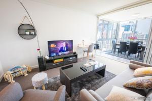 Cozyapt 108 Albert St, Apartmány  Brisbane - big - 12