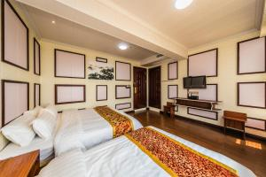 Fuzhou Ocean Love Holiday Apartment, Hotel  Fuzhou - big - 44