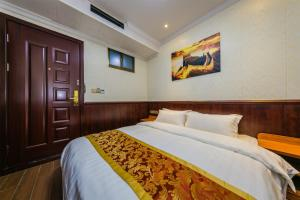 Fuzhou Ocean Love Holiday Apartment, Hotel  Fuzhou - big - 42