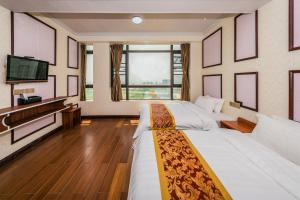 Fuzhou Ocean Love Holiday Apartment, Hotel  Fuzhou - big - 41