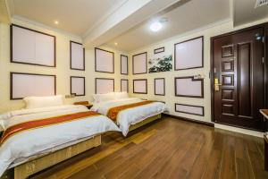 Fuzhou Ocean Love Holiday Apartment, Hotel  Fuzhou - big - 40