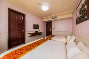 Fuzhou Ocean Love Holiday Apartment, Hotel  Fuzhou - big - 38