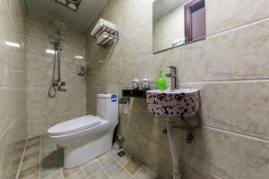 Fuzhou Ocean Love Holiday Apartment, Hotel  Fuzhou - big - 34