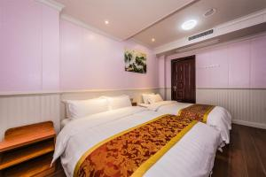 Fuzhou Ocean Love Holiday Apartment, Hotel  Fuzhou - big - 33