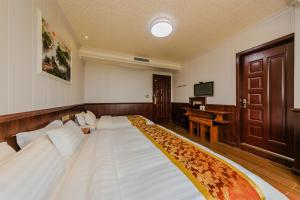 Fuzhou Ocean Love Holiday Apartment, Hotel  Fuzhou - big - 20