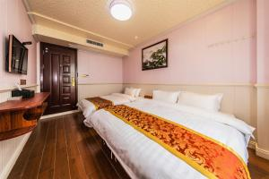 Fuzhou Ocean Love Holiday Apartment, Hotel  Fuzhou - big - 14
