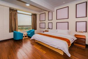 Fuzhou Ocean Love Holiday Apartment, Hotel  Fuzhou - big - 7