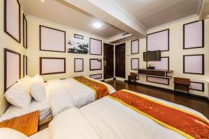 Fuzhou Ocean Love Holiday Apartment, Hotel  Fuzhou - big - 6