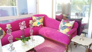 1AA Wilhelmina Luxury Suites, Apartmanok  Franschhoek - big - 7