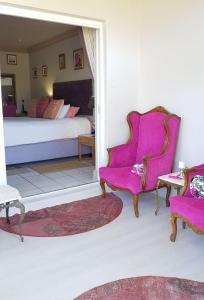 1AA Wilhelmina Luxury Suites, Apartmanok  Franschhoek - big - 5