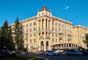 Апартаменты на Площади Победы