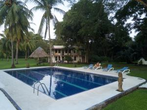 самара - Hotel Paraiso del Cocodrilo