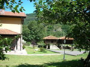 Ribera del Sella, Ferienwohnungen  Cangas de Onís - big - 23