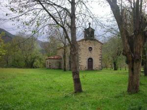 Ribera del Sella, Ferienwohnungen  Cangas de Onís - big - 24
