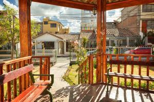 Hospedaje Familiar Ochoa, Privatzimmer  Cusco - big - 5