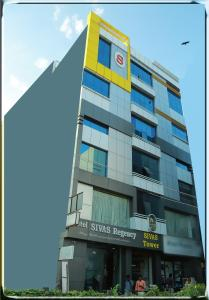 Hotel Sivas Regency, Hotely  Theni - big - 21