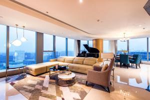 Gelade Service Apartment, Appartamenti  Chengdu - big - 70