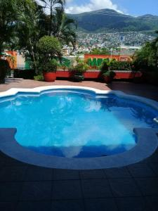 Casa Diana, Дома для отпуска  Акапулько-де-Хуарес - big - 2