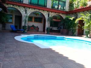 Casa Diana, Дома для отпуска  Акапулько-де-Хуарес - big - 6