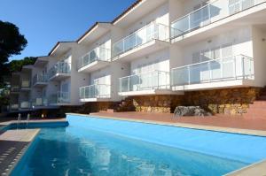 Apartamentos Bonsol, Apartments  L'Estartit - big - 21