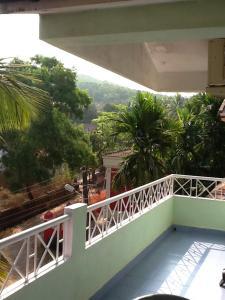 3 BHK Serviced Apartment in Salgao, Отели типа «постель и завтрак»  Saligao - big - 3