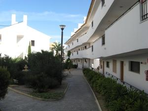 Alfaz del Sol, Апартаменты  Альфас-дель-Пи - big - 29