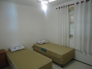 Casa pé na areia em Porto Belo, Dovolenkové domy  Porto Belo - big - 16