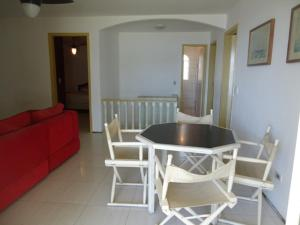 Casa pé na areia em Porto Belo, Dovolenkové domy  Porto Belo - big - 28