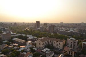 panorama from 16-th floor, Apartmány  Yerevan - big - 23