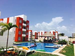 Departamento Misión las Flores 2, Apartmány  Playa del Carmen - big - 3