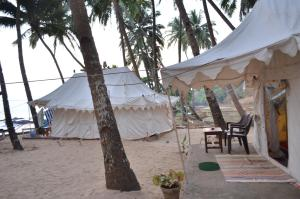 Cola Beach Sunset Bay, Luxury tents  Cola - big - 18
