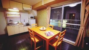 Kuromon Ichiban 501, Apartmány  Ósaka - big - 1