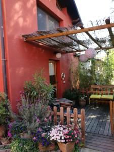 Il Pettirosso, Bed and breakfasts  Certosa di Pavia - big - 10