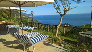 B&B PARK&BEACH MONTEROSSO HILL SEA VIEW, Vily  Monterosso al Mare - big - 1