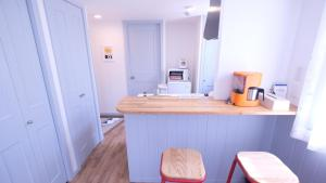 Located Centre of Naha, La Clairchance Kume 201, Apartmanok  Kume - big - 38