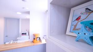 Located Centre of Naha, La Clairchance Kume 201, Apartmanok  Kume - big - 5