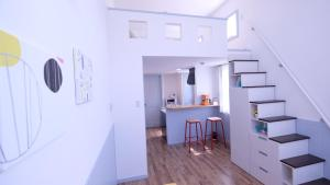 Located Centre of Naha, La Clairchance Kume 201, Apartmanok  Kume - big - 23
