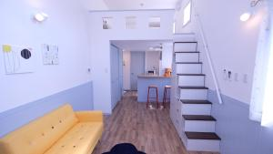 Located Centre of Naha, La Clairchance Kume 201, Apartmanok  Kume - big - 20