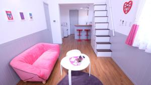 Located Centre of Naha, La Clairchance Kume 203, Apartmány  Kume - big - 10