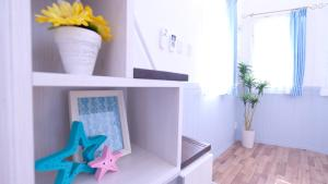 Located Centre of Naha, La Clairchance Kume 201, Apartmanok  Kume - big - 7