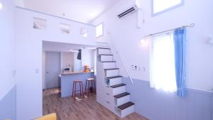 Located Centre of Naha, La Clairchance Kume 201, Apartmanok  Kume - big - 18