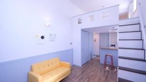 Located Centre of Naha, La Clairchance Kume 201, Apartmanok  Kume - big - 39